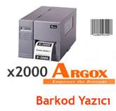Argox x2000 Barkod Yazıcı