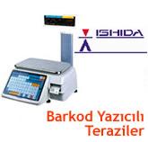 Ishida Barkod Yazılıcı Terazi