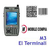 Mobile Compia M3 El Terminali